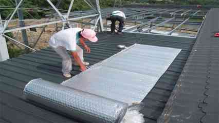 Thermal insulation systems